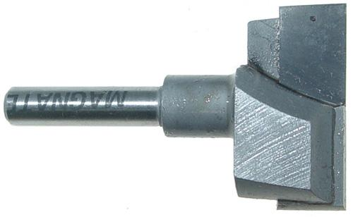 Surface Planing Bottom Cleaning Router Bit 2 Flute