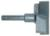 "Magnate 2715 Surface Planing ( Bottom Cleaning ) Router Bit - 1-1/2"" Cutting Diameter; 1/4"" Shank Diameter; 3/8"" Cutting Length; 1-1/2"" Shank Length"