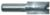 Carving Rougher Bit - 2 Flute, M2 High Speed Steel, : 2871