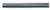 "Magnate 2943 O-Flute Tools, Right-Hand, For Plastic - 3/16"" Cutting Diameter; 3/8"" Cutting Length; 1/4"" Shank Diameter; 2"" Overall Length"