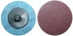 "Magnate A2QR24 2"" Type R Quick Change Discs, Aluminum Oxide - 240 Grit; Resin Fibre Backings; 25 Discs/Pkg"