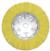 "Magnate AWH14114 Hard Airway Buffing Wheel, 100% Cotton Sheet - 14"" Diameter; 1-1/4"" Hole Diameter; 16 Ply; 1 Count/Pack"