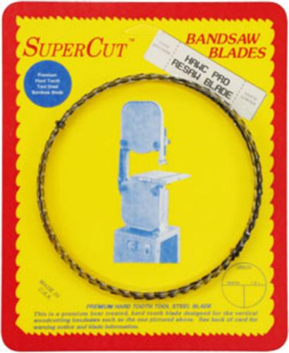 B925H12T3 Hawc Pro Resaw Bandsaw Blade 92 1 2 Long 0045 Kerf High Silcon Content For Woodcutting