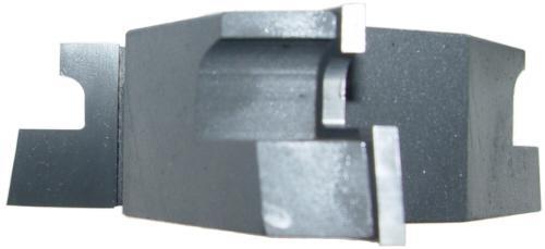 Door Lip Shaper Cutter, 3 Wing Carbide Tipped: M026L