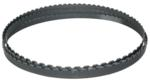 "Magnate M167G34MC Carbide Grit Bandsaw Blade, 167"" Long - 3/4"" Width; Med-Coarse Tooth; 0.032"" Thickness"