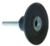 "Magnate Q2R14 Type R Pad for Quick Change Discs - 1/4"" Mandrel - 2"" Diameter"