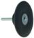 "Magnate Q3R14 Type R Pad for Quick Change Discs - 1/4"" Mandrel - 3"" Diameter"