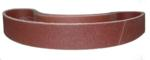 "Magnate R2X60S32 2"" x 60"" Closed Coat Sanding Belt, Aluminum Oxide - 320 Grit; 5 Belts/Pkg; X Weight; Resin Bond Polyester/Cotton Backings; Closed Coat"