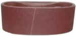 "Magnate R3X23.75S40 3"" x 23-3/4"" Closed Coat Sanding Belt, Aluminum Oxide - 400 Grit; 10 Belts/Pkg; X Weight; Resin Bond Polyester/Cotton Backings"