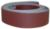 "Magnate R4X132J50 4"" x 132"" Closed Coat Sanding Belt, Aluminum Oxide - 500 Grit; J Weight; 5 Belts/Pkg; resin bond cloth and cotton Backings; Closed Coat"