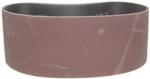 "Magnate R6X48S32 6"" x 48"" Closed Coat Sanding Belt, Aluminum Oxide - 320 Grit; X Weight; 5 Belts/Pkg; Resin Bond Polyester/Cotton Backings; Closed Coat"